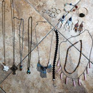 Beautiful Boho jewelry collection 🥰